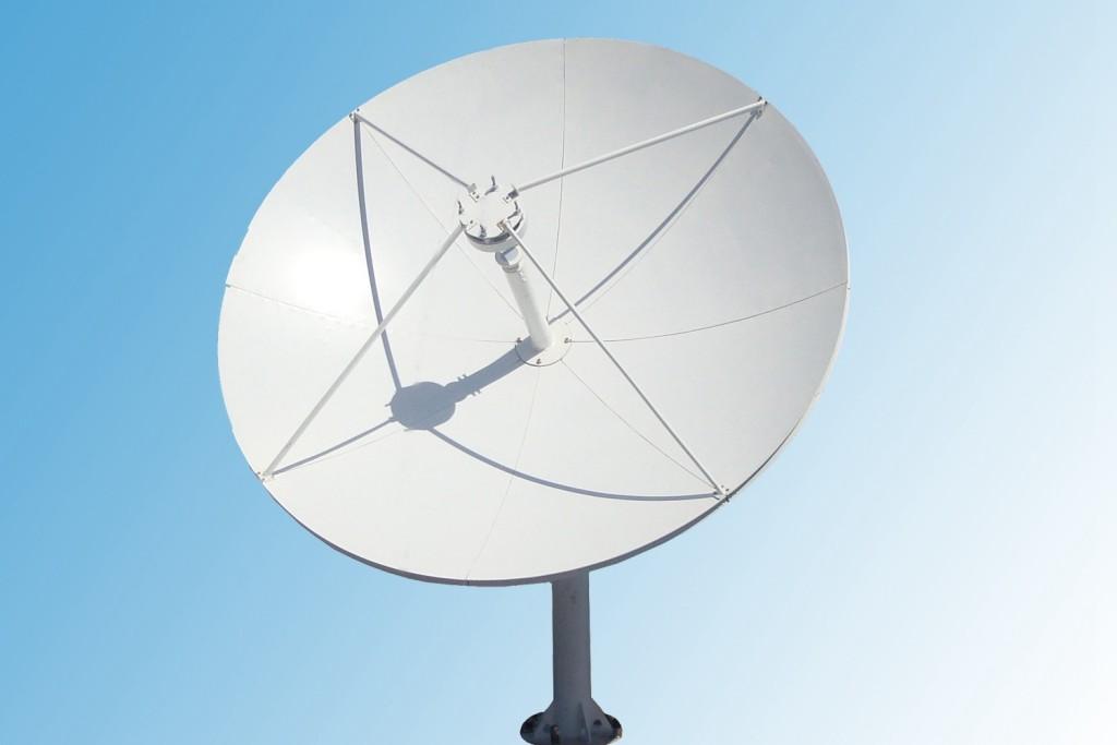 2.4M VSAT antenna