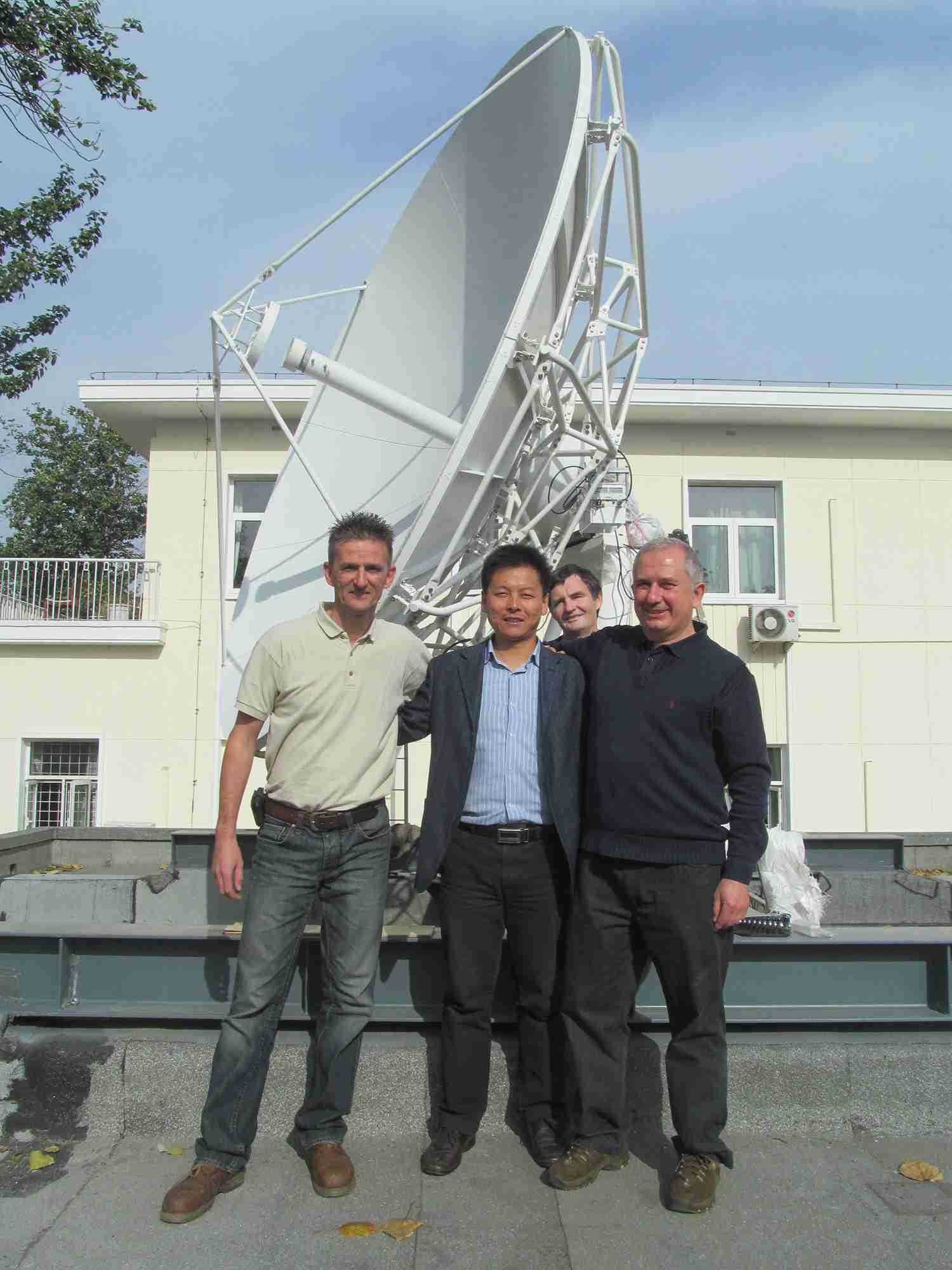 3.7M VSAT antenna