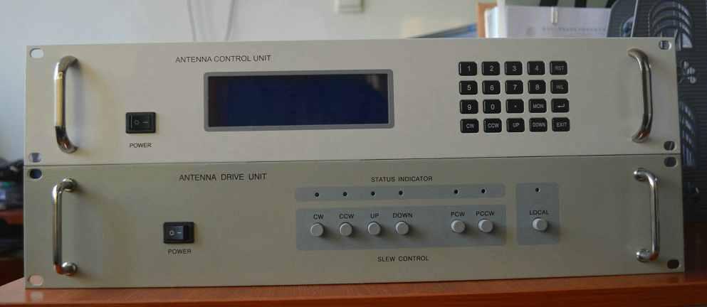 Antenna controller