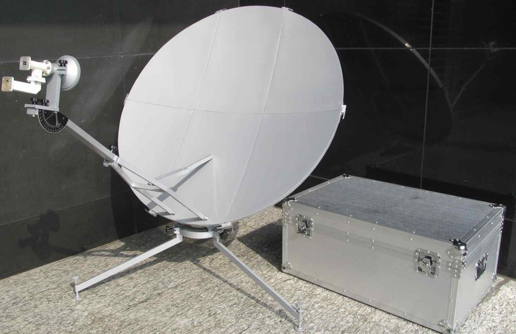 1.2 M Flyaway Antenna