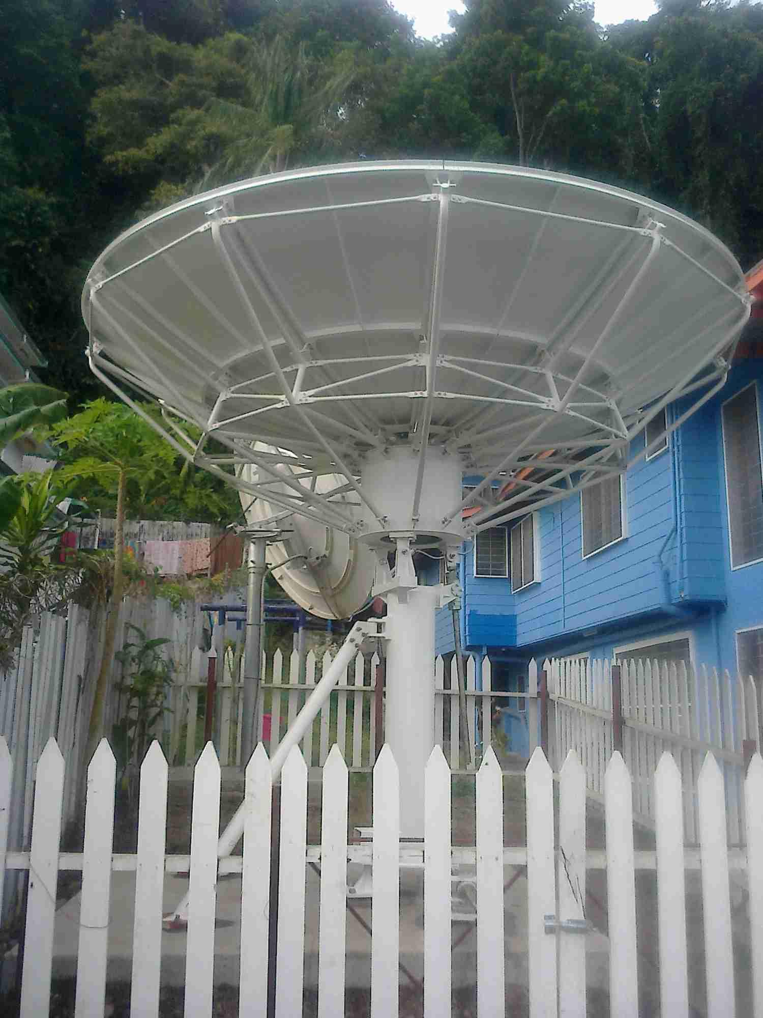 4.5M VSAT antenna