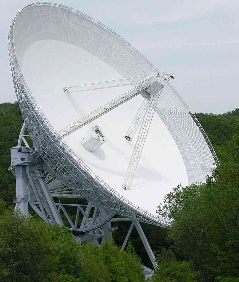 100m Radio Telescope of Germany