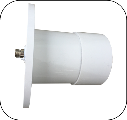 L-Band scalar feed (2.4m antenna)