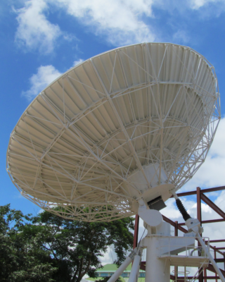 SKY NET 11.3M Ku-band Uplink Antenna